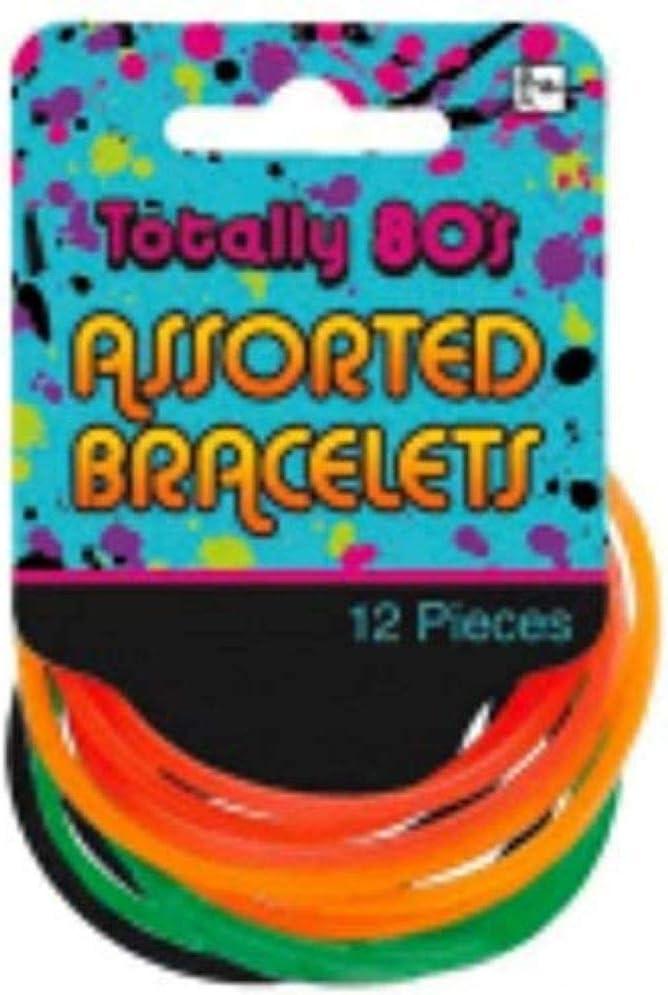 amscan Classic Jelly Bracelet - Adult Standard