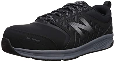 the best attitude 39058 a6682 New Balance Men s 412v1 Work Industrial Shoe, Black Silver, ...