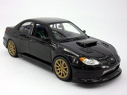 Amazon.com: Apr Subaru Impreza WRX STI 1/24 escala Diecast ...