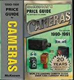 Price Guide to Antique and Classic Cameras, 1990-1991, James M. McKeown, 0931838142