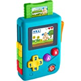Fisher-Price Laugh & Learn Lil' Gamer – Bilingual Edition, Educational Musical Activity Toy for Infants and Toddlers