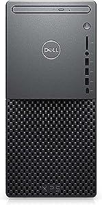Dell XPS 8940 NVIDIA GeForce GTX 1660 Ti 6GB Gaming Desktop Computer_ Intel Octa-Core i7-10700 Up to 4.8GHz_ 32GB DDR4 RAM_ 1TB HDD + 512GB PCIe SSD_ DVDRW_ WiFi 6_ Bluetooth 5.1_ Type-C_ Windows 10