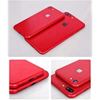 Random Gadgets Matte Decal Skin Sticker for Apple iPhone 6 /7/8 (Sporty Red)