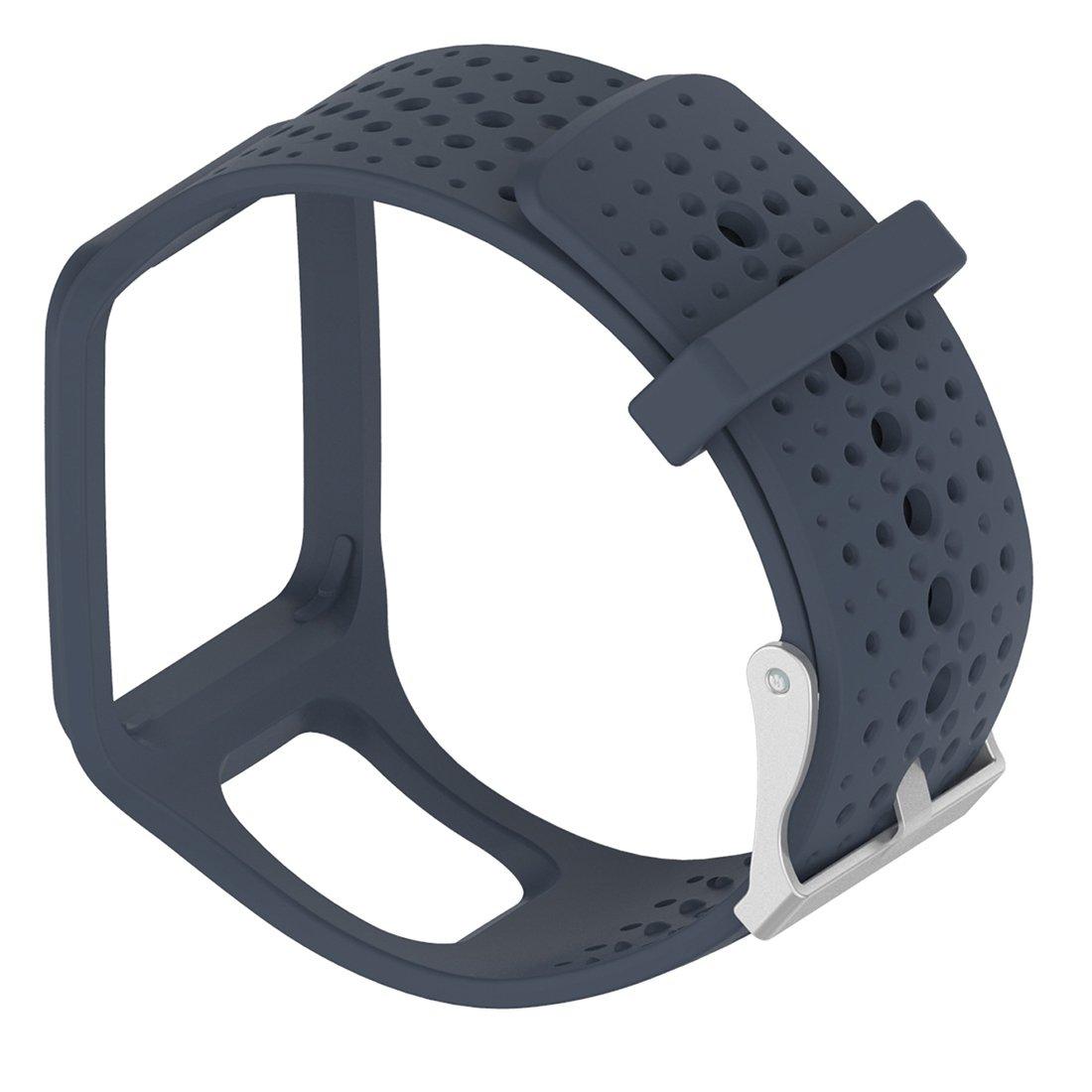 Lokeke Bracelet de rechange pour montre connectée TomTom Multi-Sport GPS: Amazon.fr: High-tech