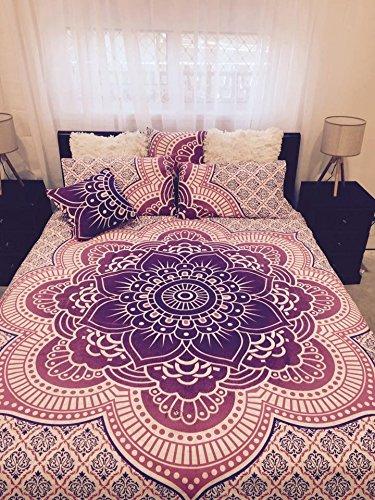 Other Bedding Bedding Sets Mandala King Size Quilt