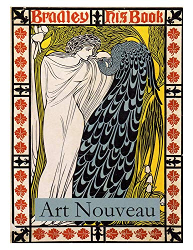Art Nouveau: Boxed Set of 16 Note Cards with Envelopes