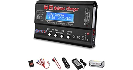 HTRC B6 V2 Battery Charger only $32.52