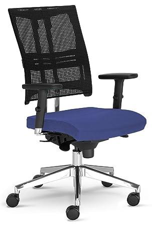 Bürostuhl ergonomisch testsieger  Testsieger Stiftung Warentest Bürostuhl Net Motion mit 3D ...