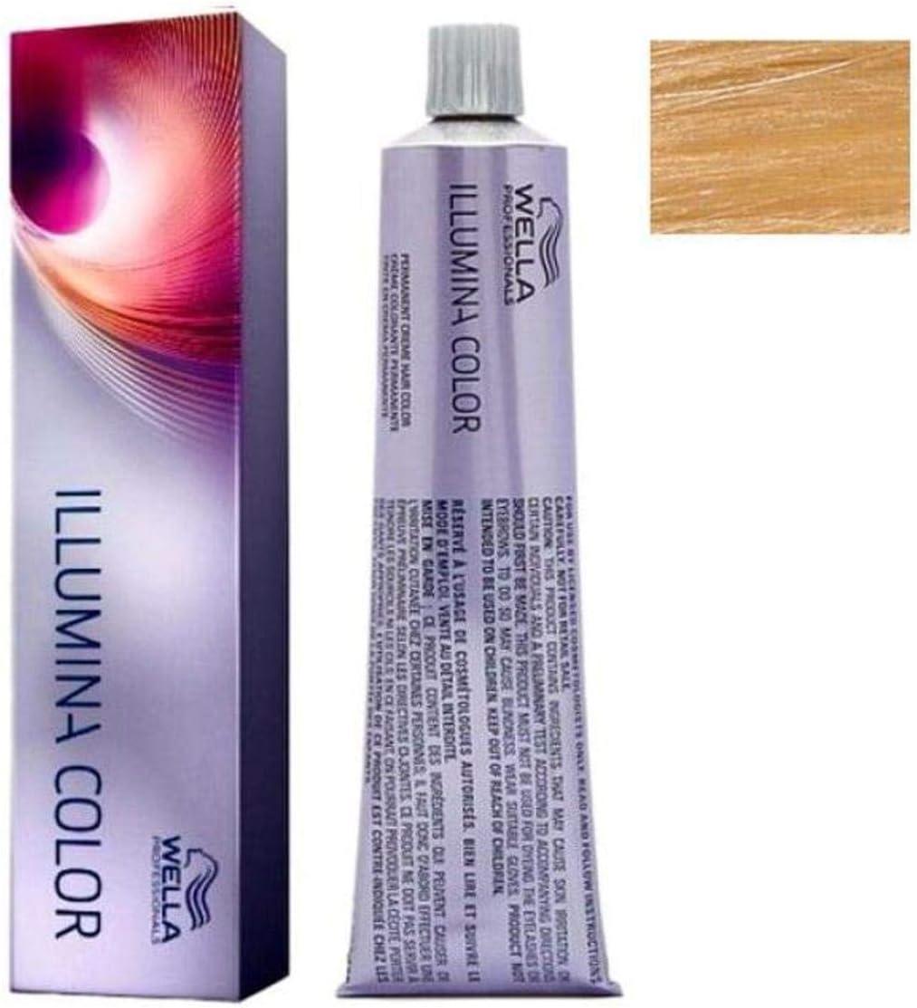 Wella Professionals Illumina Tinte Permanente, Tono 9/03 (Deal) - 50 ml