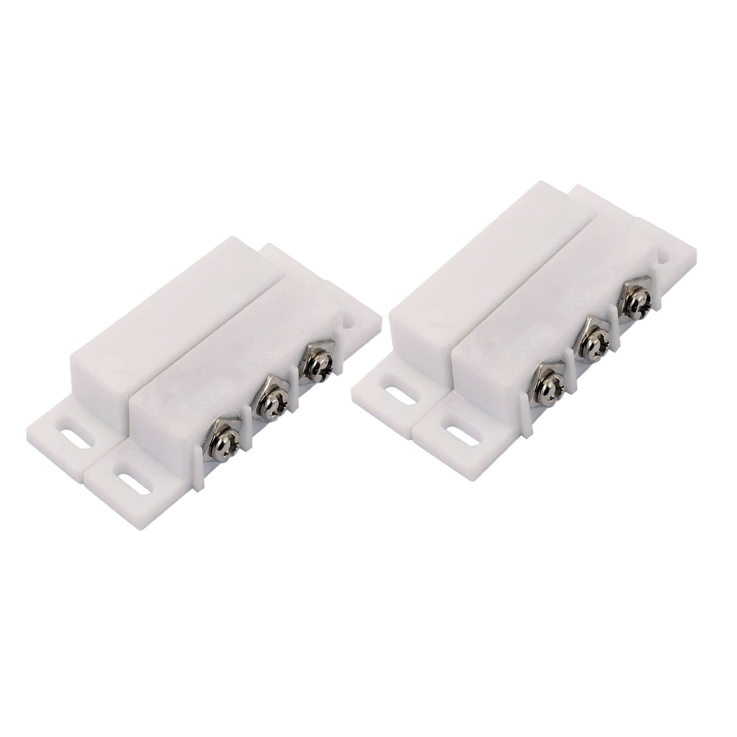 2sets Magnetic Reed Switch Normally Open Closed Nc No Circuit Until The Limit Opens Relay Is Door Alarm Window Security Camera Photo