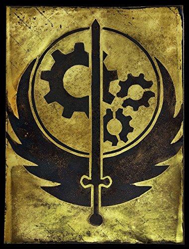Fallout, Brotherhood of steel, Fallout inspired fan art