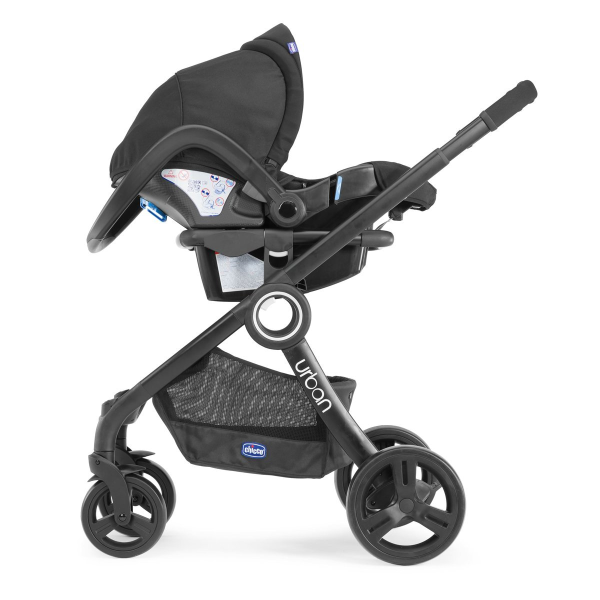Chicco Auto Fix Fast - Adaptador para silla de paseo Urban ...