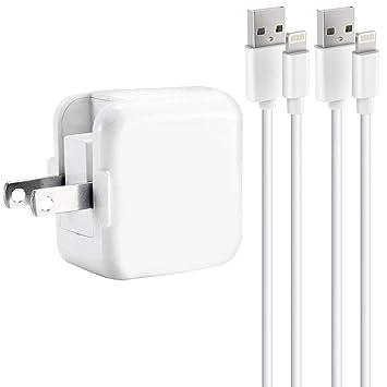 ysy iPad Cargador 6 ft USB de sincronización y Carga Cable ...