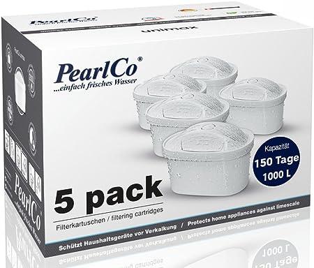 Pearlco filtre à eau ASTRA-y compris 1 unimax Filtre cartouche