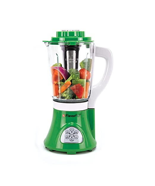 flavorfulltm Blender multifunción licuadora Smoothie maker: Amazon ...
