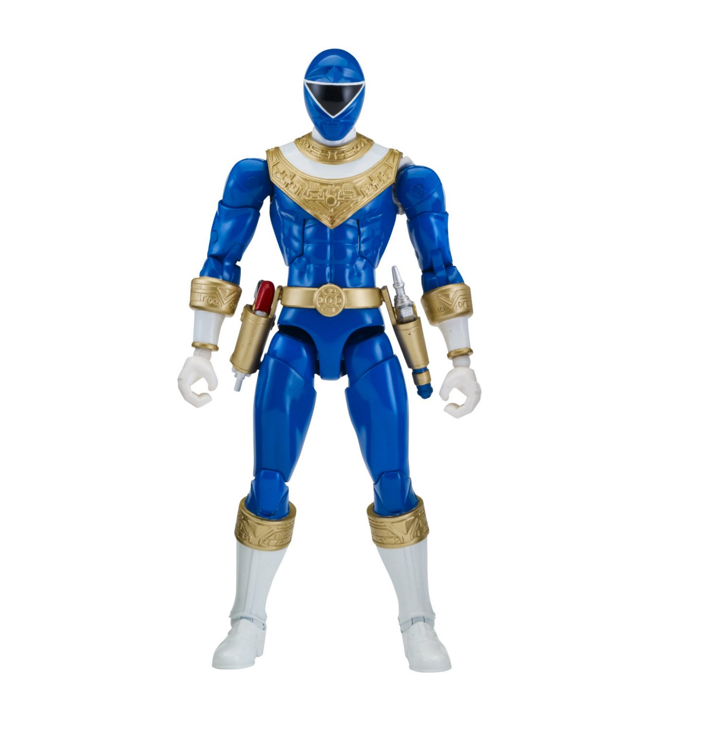 Power Rangers Zeo Action Figure, Blue by Power Rangers (Image #3)