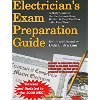 Image for Electrician's Exam Preparation Guide