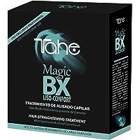 Tahe Magic Bx Liso-Confort Pack Champú Eliminador de Residuos +Tratamiento de Alisado Capilar
