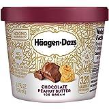 Haagen Dazs, Chocolate Peanut Butter Ice Cream, 3.6 Oz. Cup (12 Count)