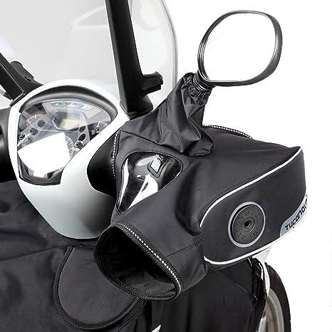 Manopole Manubrio per Honda CBF 600 S Motea 2X titanio