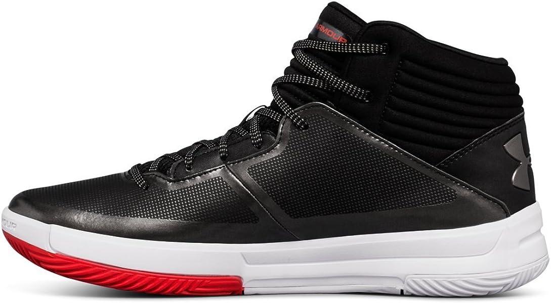 675ee73c141 Under Armour Herren UA Lockdown 2 1303265-005 Sneaker Mehrfarbig (Black