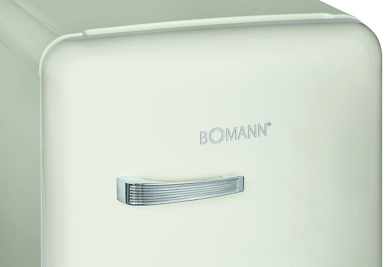 Bomann Kühlschrank Kombi : Bomann ksr kühlschrank a retro design kühlen l