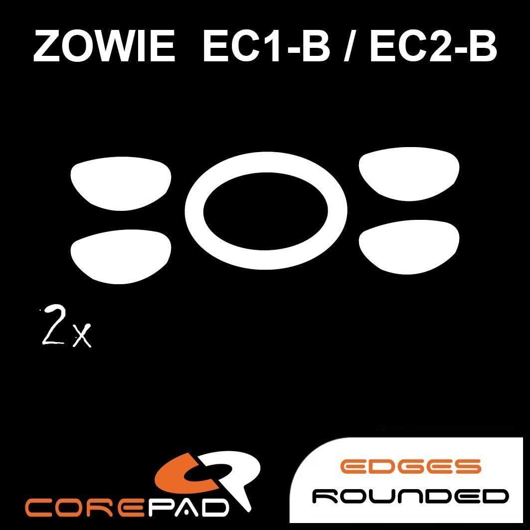 Corepad Skatez Pro 134 vervangende muisvoeten Replacement
