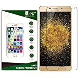 Galaxy A9 Pro Tempered Glass, DMG 2.5D Bubble-Free Tempered Glass Screen Protector for Samsung Galaxy A9 Pro