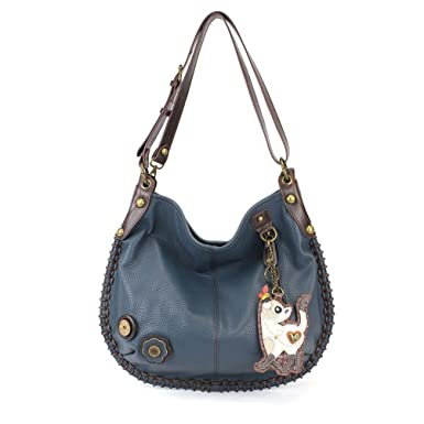 de5818da6 Amazon.com: Chala Charming Hobo Crossbody