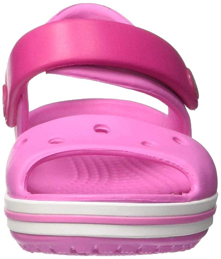 Crocs Crocband  Fun Lab   Light-Up Clog, Pink, C6 M US Toddler by Crocs (Image #14)