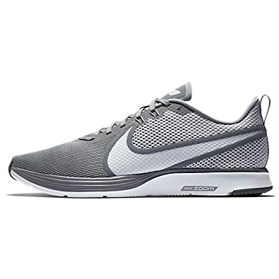 online store c7c68 7b16e Nike Zoom Strike 2 Running Shoes (Wolf Grey) (6.5)