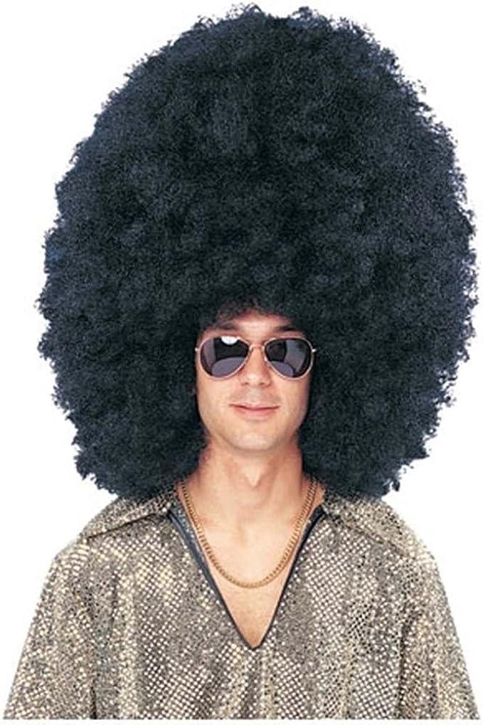 Super Jumbo Afro Wig Costume Accessory