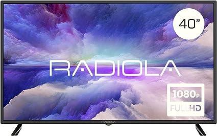 Radiola LD42100K - Televisor Led 40