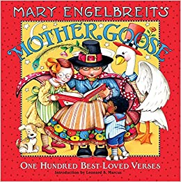 Image result for mary engelbreit's mother goose