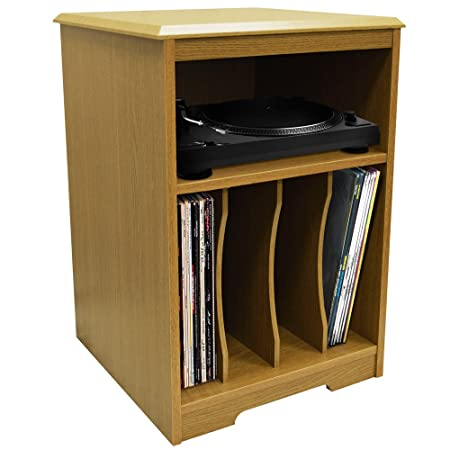 WATSONS AUDIO   Turntable/LP Record/Vinyl Storage Side End/Bedside Table