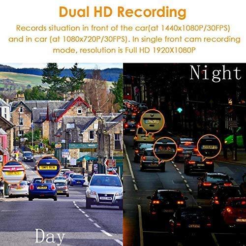 Dual Dash cam Vanture N2 /& N2 Pro con 3 kit de instalaci/ón