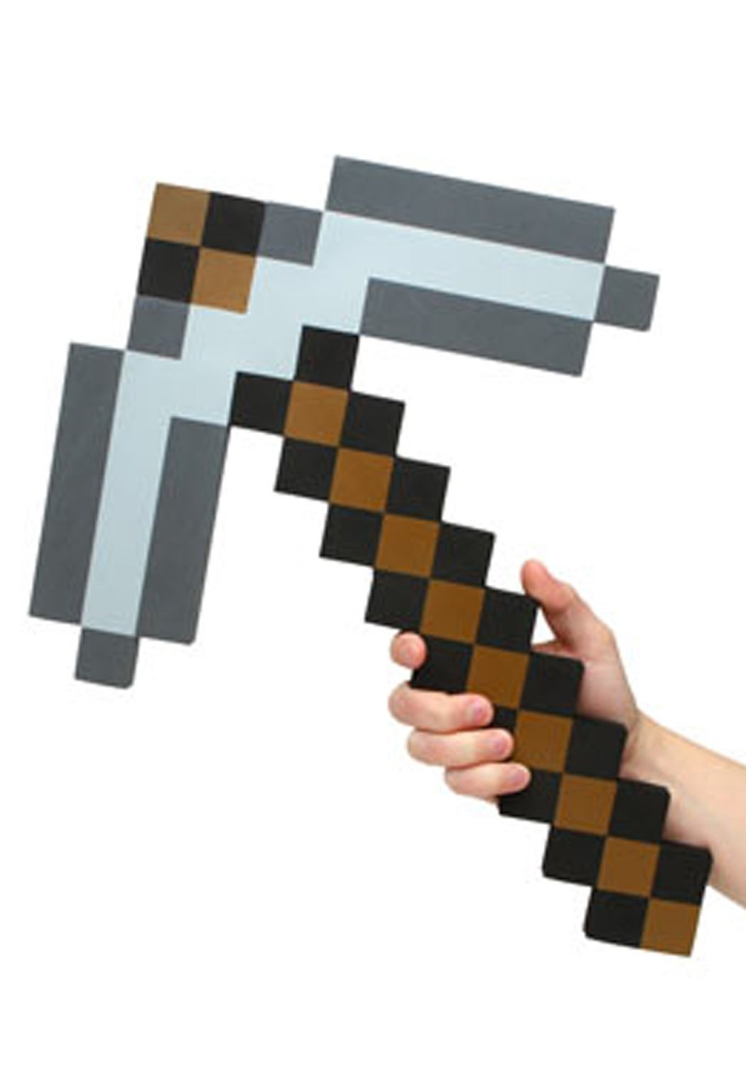 Minecraft Foam Ferro Piccone ThinkGeek