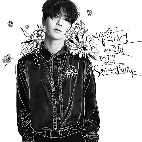 YESUNG SUPER JUNIOR - Spring Falling (2nd Mini Album) CD+Photobook+Folded - Alice Shops Springs