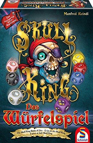 Schmidt Spiele 49316 Skull King, Das Würfelspiel