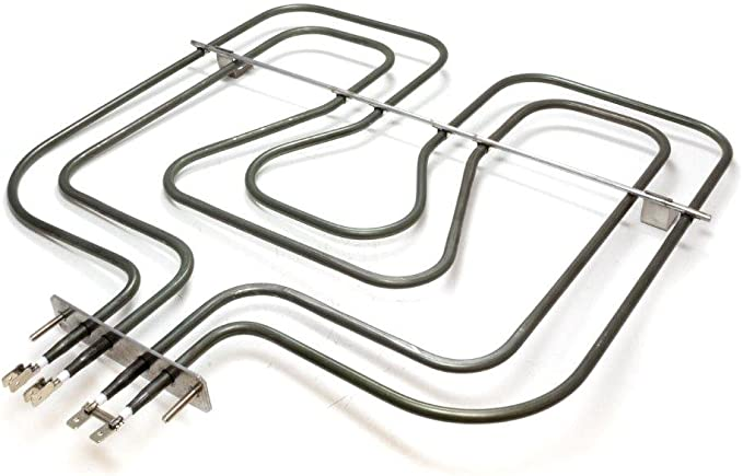 Oberhitze Heizkörper 800 1650W Backofen passend wie Electrolux AEG 3570411037