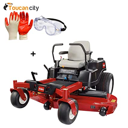 Amazon.com: Tucán City Toro timecutter MX6050 60 en. Fab 24 ...