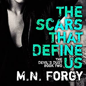 The Scars That Define Us Hörbuch