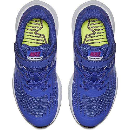 PSV Royal Hyper Hyper NIKE 403 Runner Star Ma Fitnessschuhe blau Mädchen Mehrfarbig 8gnB4xqtw