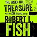 The Green Hell Treasure Audiobook by Robert L. Fish Narrated by Joel Richards