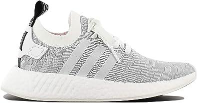 Adidas Originals NMD R2 PK W BY9520 Dames Blanc Gris