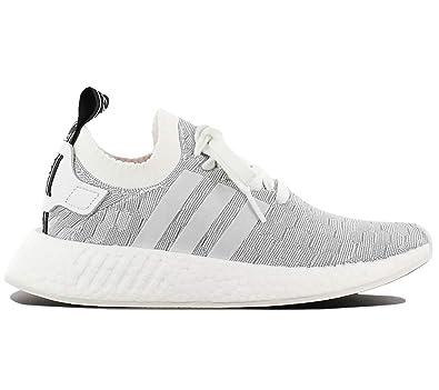 adidas Originals NMD R2 PK W BY9520 Damen Schuhe Weiß-Grau Gr. EU 40 ...