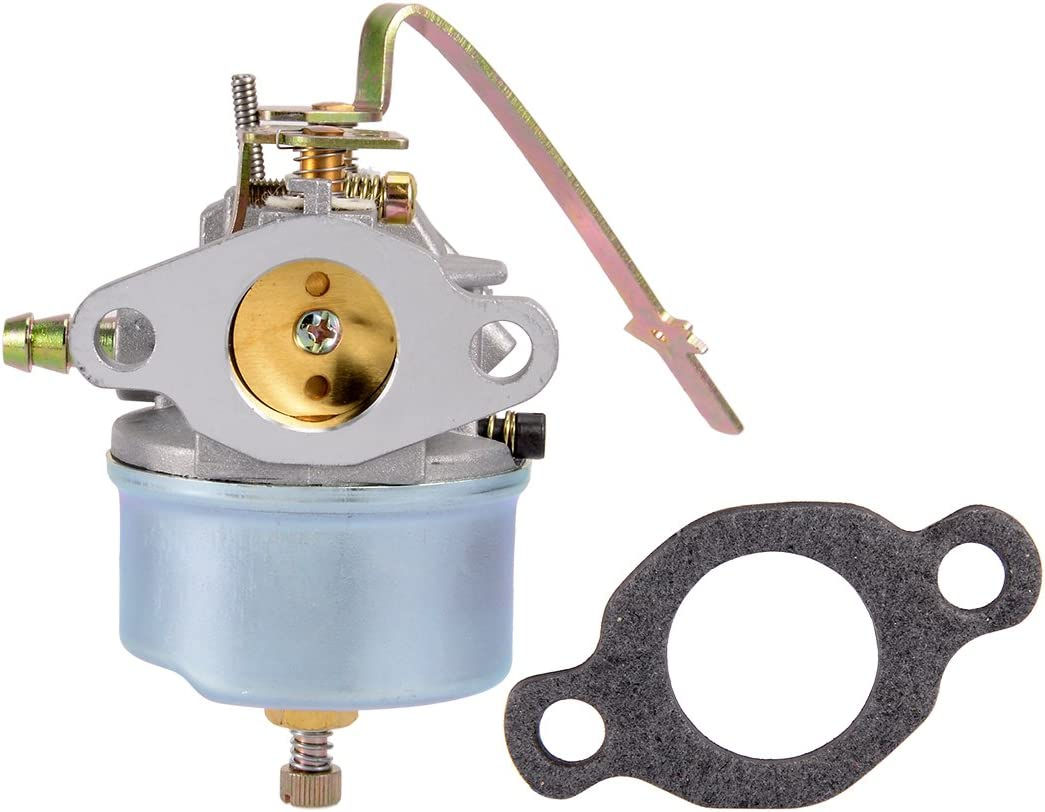 uxcell 632589 Carburetor Carb for Tecumseh 632615 632208 631827 631068A Fits H30 H35 Engines with Gasket