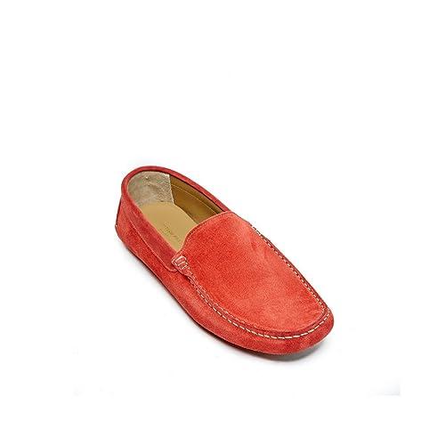 British Passport mocassin - Mocasines de Piel Para Hombre Verde Verde: Amazon.es: Zapatos y complementos