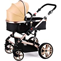 Teknum 3 in 1 Pram stroller - Yellow