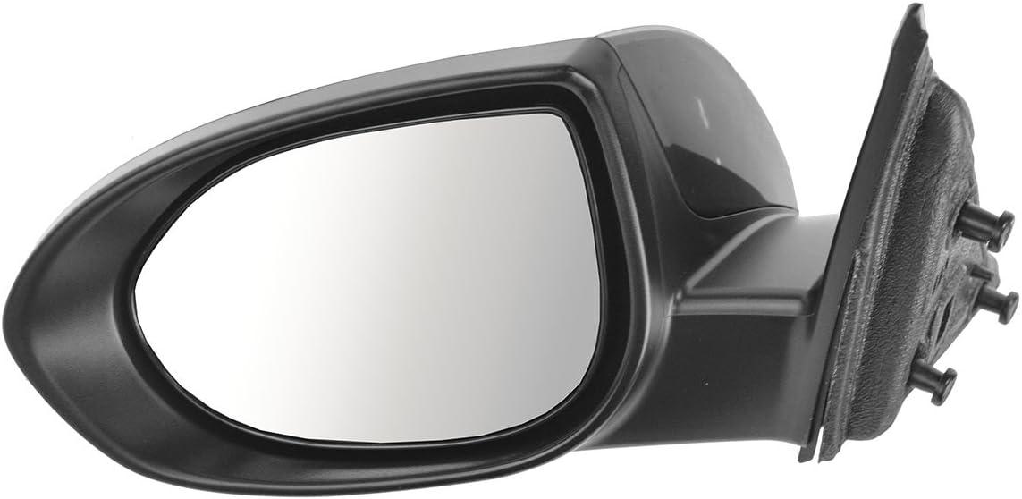 09-13 Mazda Mazda6 Driver Side Mirror Replacement